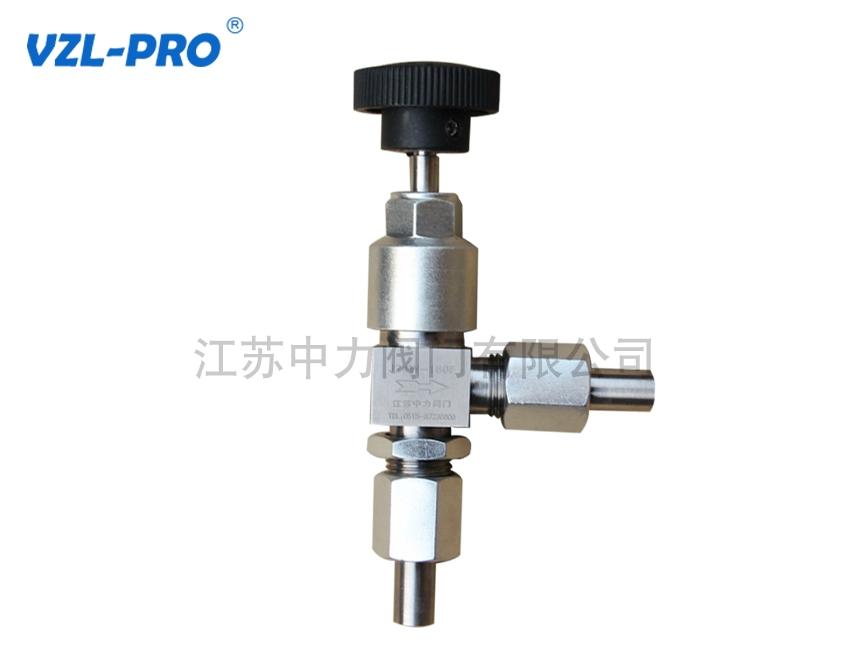 角式焊接针阀
